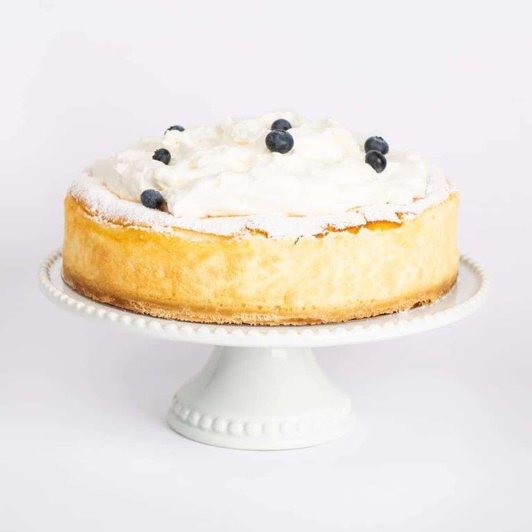 עוגת גבינה מתוך סדנת עוגות שישי